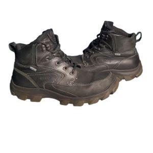 ECCO Gore Tex High Top Sneaker Boots